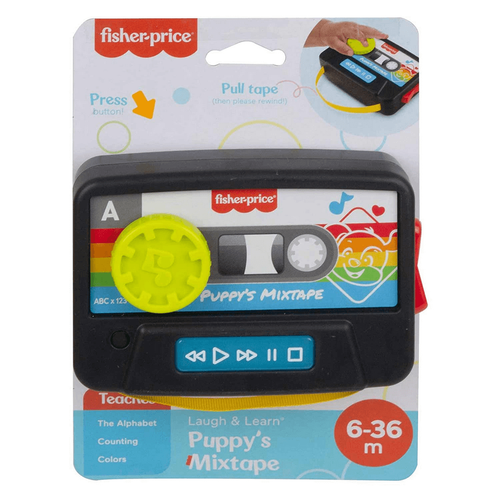 Fisher-Price Laugh And Learn Mix Tape