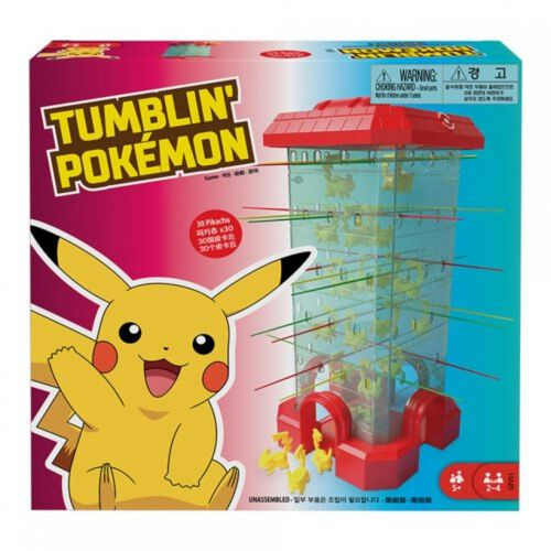 Pokemon Tumblin' Pikachu