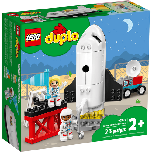LEGO Duplo Town Space Shuttle Mission 10944