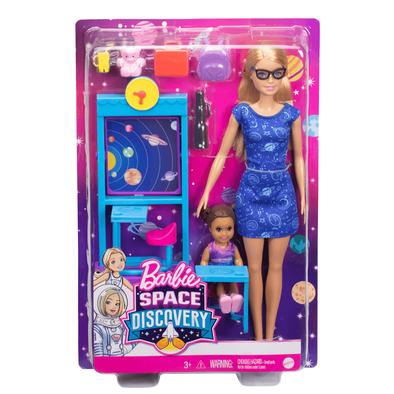 Barbie Space Barbie Space Teacher Playset