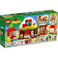 LEGO Duplo Town Barn, Tractor & Farm Animal Care 10952