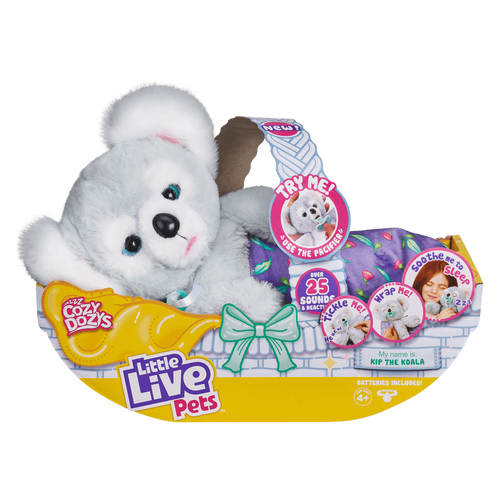 Little Live Pets Cozy Dozys Series 2 Single Pack Koala