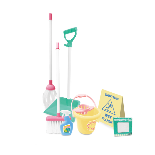 J'adore Mon Chez Moi All-In-One Cleaning Set