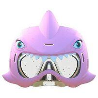 Aqua Creatures Shark Squirterz & Swim Mask Set Pink