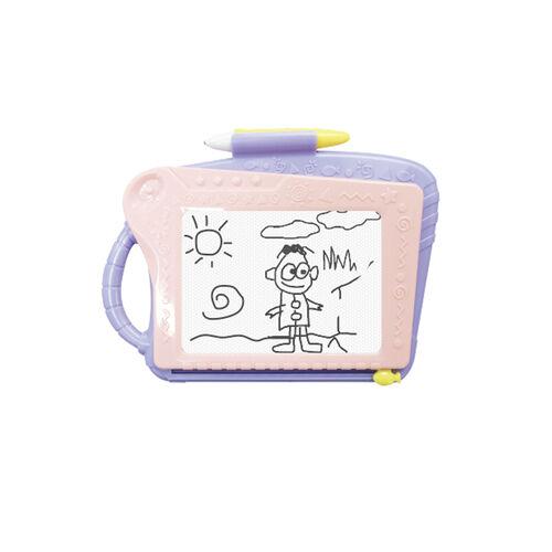 Junior Artist Pink Easy Magnetic Writer