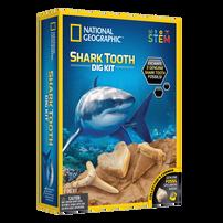 National Geographic Shark Teeth Dig Kit