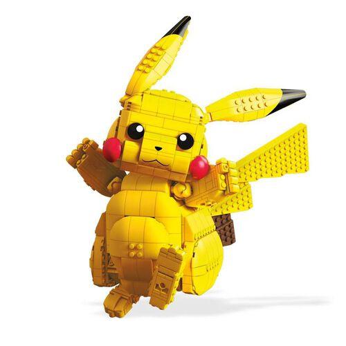 Mega Construx Pokemon Jumbo Pikachu