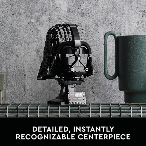 LEGO Star Wars Darth Vader Helmet 75304