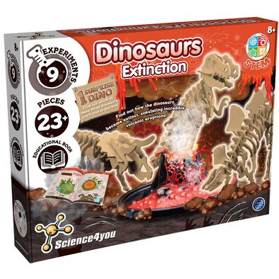 Science4you The Dinosaurs Extinction