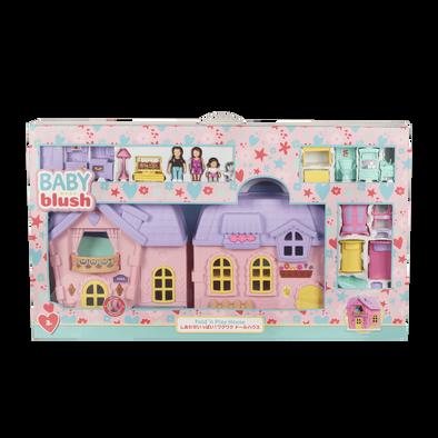 Baby Blush Fold N' Play Dream House
