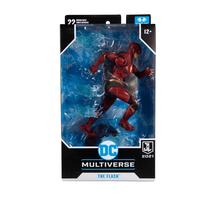 DC Multiverse Justice League Movie 7 Inch Figure The Flash