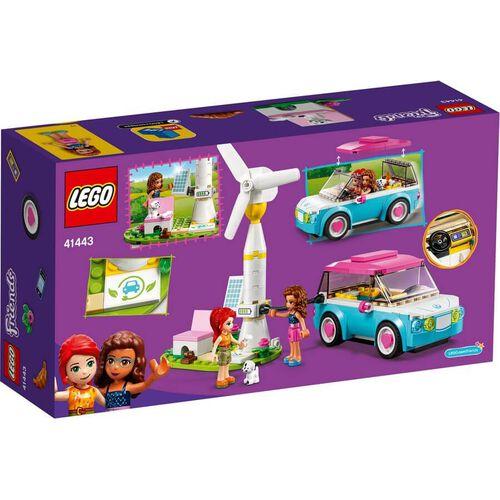 Lego Friends Olivia's Electric Car 41443