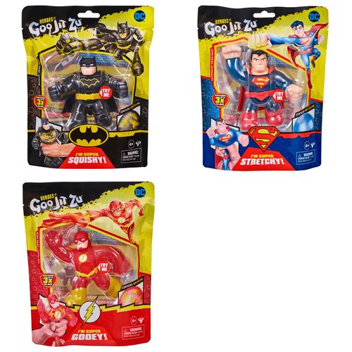 Goo Jit Zu DC S1 Hero Pack - Assorted