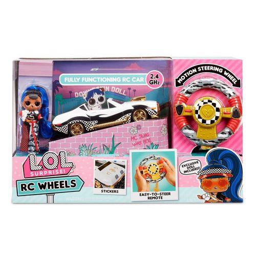 L.O.L. Surprise R/C Wheels