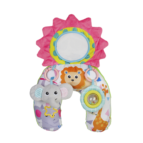 Top Tots Tummy Time Activity Pillow