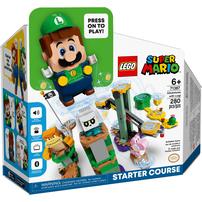 LEGO Super Mario Adventures With Luigi Starter Course 71387