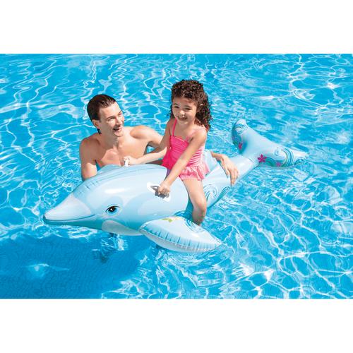 Intex Lil' Dolphin Ride-on