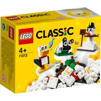 LEGO Classic Creative White Bricks 11012