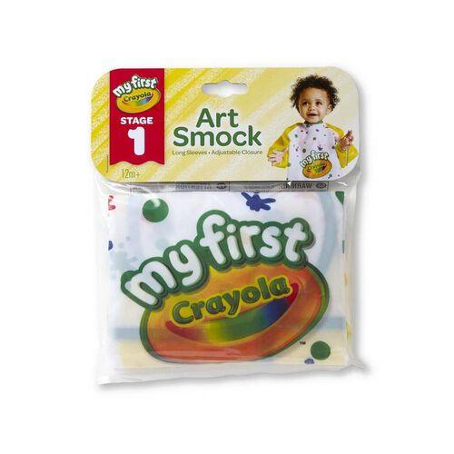 Crayola Art Mock