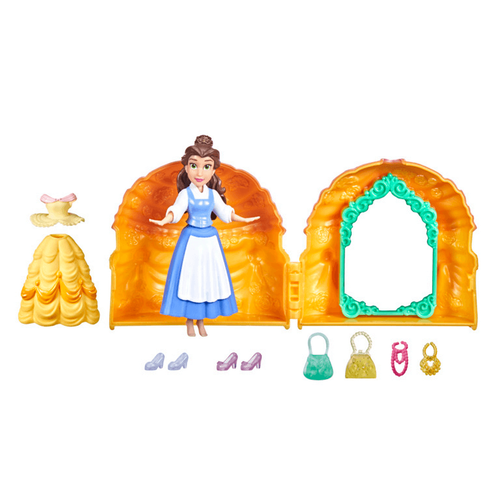 Disney Princess Secret Styles Fashion Surprise Belle