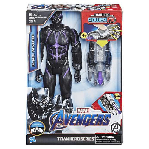 Marvel Avengers Titan Hero Series Titan Hero Power FX Black Panther