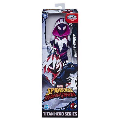 Marvel Spider-Man Titan Hero Maximum Venom - Assorted
