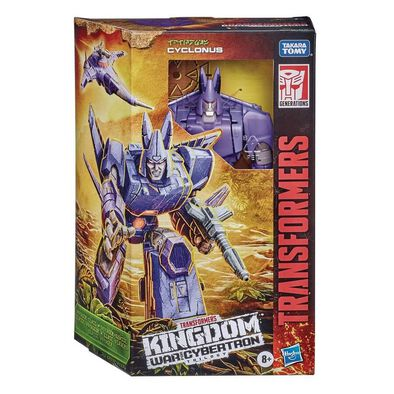 Transformers Generations War For Cybertron: Kingdom Voyager Figure - Assorted