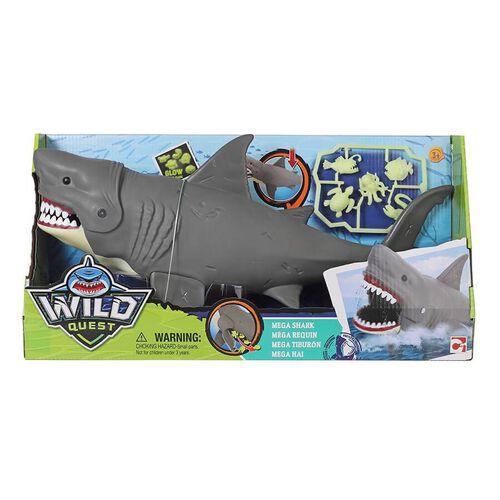 Wild Quest Mega Shark