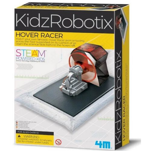 4M Kidz Robotix Hover Racer
