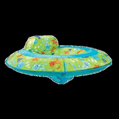 Swim Ways Baby Spring Float With Hat