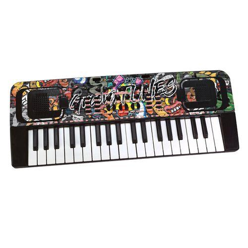 Groovy Tunes 37 Keys Electronic Keyboard