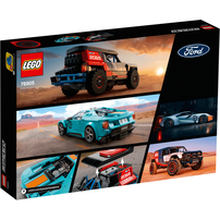 LEGO Speed Champions Ford GT Heritage Edition and Bronco R 76905