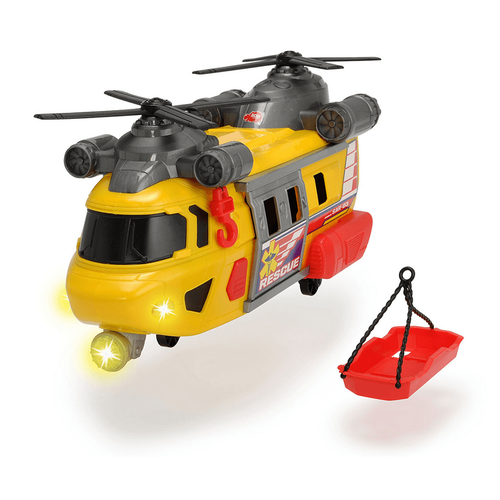 Dickie Toys Large Action Series Rescue Helicopter