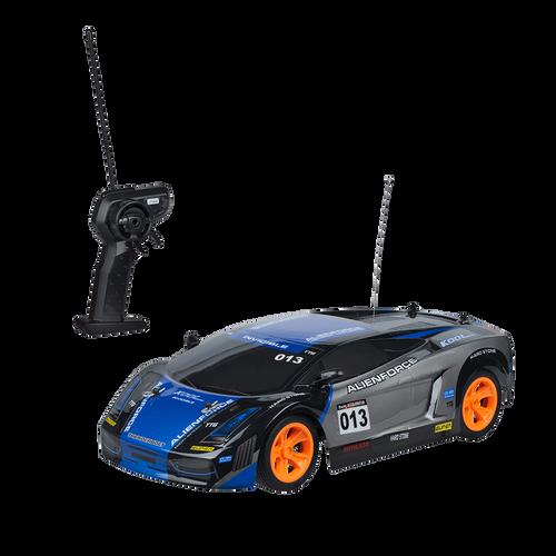 Speed City Radio-controlled Alien Racer