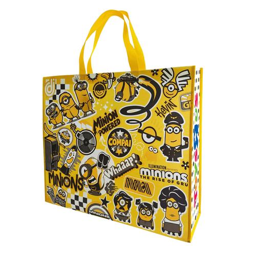Minions 2 Recyclable Shopper Bag