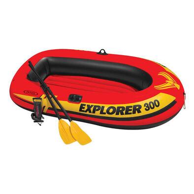 Intex Explorer 300 Boat Set