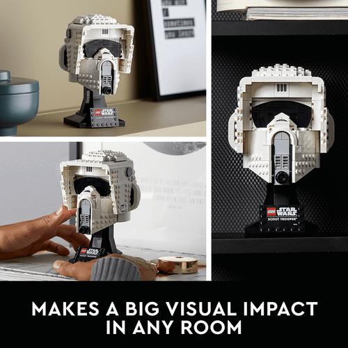 LEGO Star Wars Scout Trooper Helmet 75305