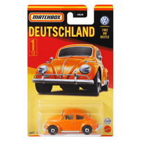 Matchbox Best Of Germany - Assorted