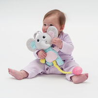Top Tots Tail Pull Musical Elephant