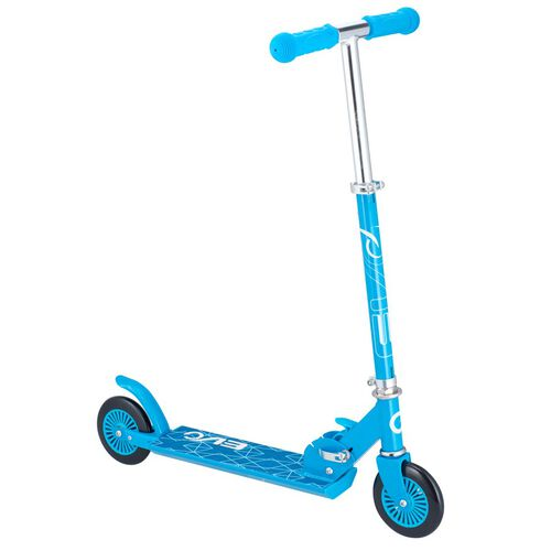 Evo Inline Scooter Blue