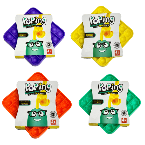 Poping Interactive Game - Assorted