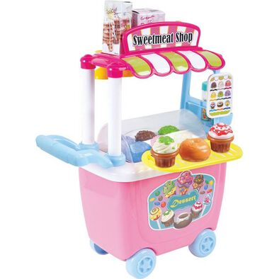 Just Like Home Gourmet Ice Cream Cart