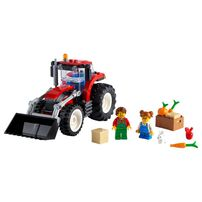Lego City Great Vehicles Tractor 60287