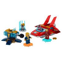 LEGO Super Heroes Iron Man Vs. Thanos 76170