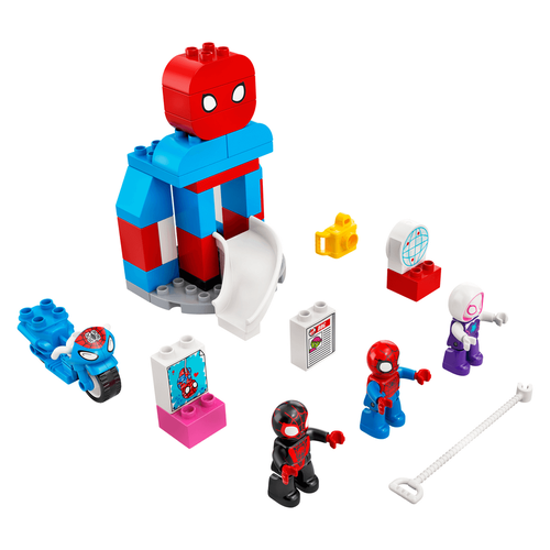 LEGO Duplo Spider-Man Headquarters 10940