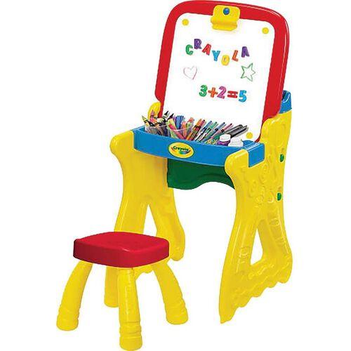 Crayola Play N' Fold Art Studio