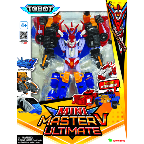 Tobot GD Mini Master V Ultimate