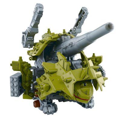 Zoids Wild ZW28 Bazootle
