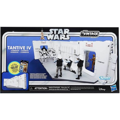 Star Wars The Vintage Collection: A New Hope Tantive IV Hallway Playset