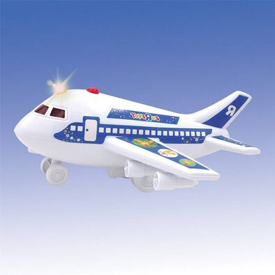 """Fast Lane Toys""""R""""Us Aeroplane With Lights and Sounds"""